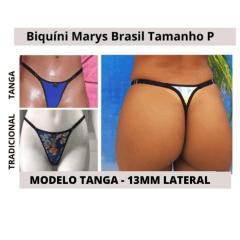 Biquíni para Bronzeamento Marys Brasil - Pied