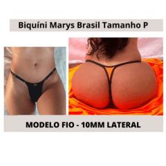 Biquíni para Bronzeamento Marys Brasil - Onça/animal print